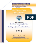 IIST Brochure 2015