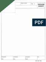 AEL Design Sheet