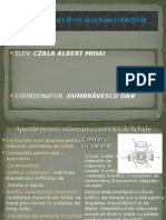 Czala Albert Mihai_ Masurarea Debitelor