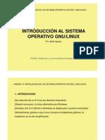Intro Linux