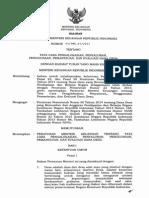 PERMENKEU NO.93-PMK.07-2015 Tentang Tata Cara Pengalokasian, Penyaluran,Penggunaan,Pemantauan,& Evaluasi Dana Desa