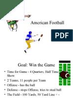 Best Practice - Understanding US Footbal