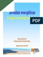 Energias Renovables en Aragón