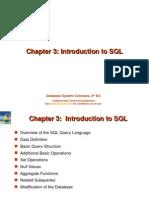 SQL in DVMS
