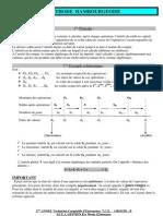 Mathématiques Financières ( Methode Hambourgeoise )
