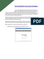 Membuat Formulir Di Google Docs