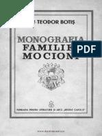 Monografia familiei Mocioni