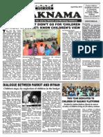 Balaknama April-May 2015
