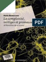 180453071 Complexite s Le Mot Du Siecle