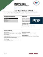 PI DuraBlend Diesel 10W 40 031 06b