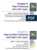 Chapter 5 Peer-To-Peer Protocols and Data Link