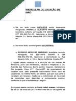 Contrato Particular de Locação de Imóvel-2