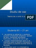 Studiu de caz 2