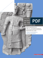 "G. Aristodemou, ""Mars Victor, Victoria and Nemesis Invicta. Three votive reliefs from the ancient theatre on Philippi (Kavala) reconsidered"" in Dr. Cristina-Georgeta Alexandrescu (Ed), Cult and Votive Monuments in the Roman Provinces. Proceedings of the XIIIth International Colloquium on Roman Provincial Art"