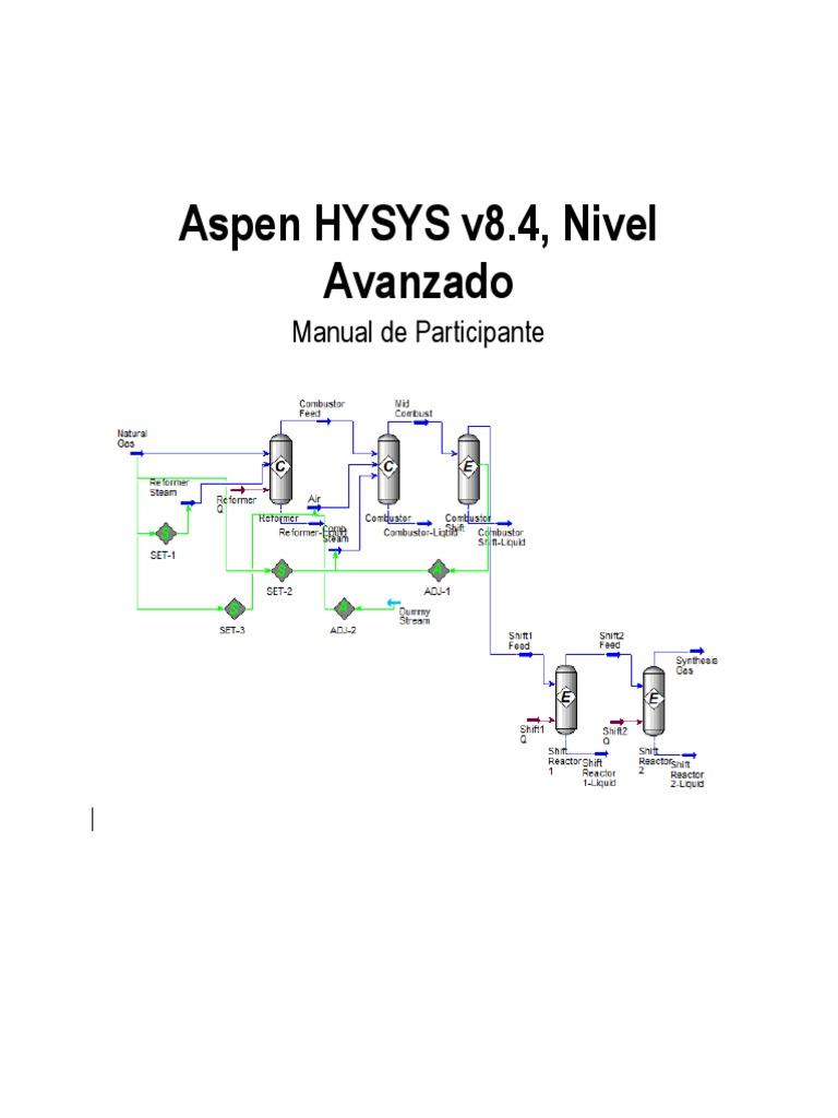 Hysys v8 manual array manual de hysys avanzado capitulo i rh scribd fandeluxe Choice Image