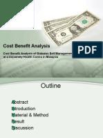 Cost Benefit Analysis Farmakoekonomi