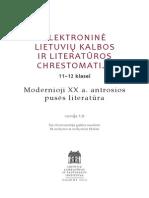 Modernioji Literatūra
