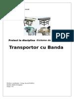 Transportor Cu Banda