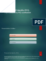 Physical Cell Identity (PCI), PCI Collision and PCI Confusion in LTE