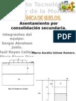 consolidacion mecanica de suelos