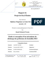 Rapport projet fin d'étude