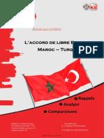 Accord Maroc Turquie