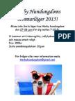 Hörby Hundungdoms Sommarläger 2015