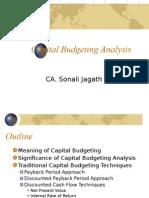 Capitalbudgeting Final