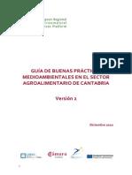 Guía de Buenas Practicas Medio Ambientales en El Sector Agroalimentario de Cantabria 21022011
