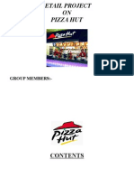 8566588 Pizza Hut Project in Retail
