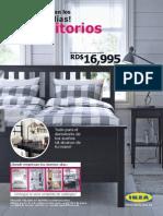 Catalogo IKEA Dormitorios SDQ