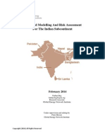 Supergrid Modelling Risk Assessment Indian Subcontinent Farhan Beg