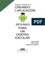Apuntes Unidad Formativa App Inventor
