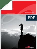 IWSB Brochure 2010