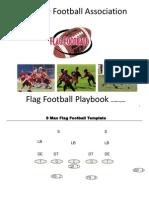 2013 Flag Football Playbook FINAL
