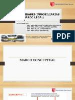 Expo Marco Legal de Inmobiliaria