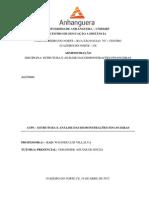 Atps - Análise e Estrutura Das Dem. Financeiras 02