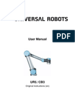 UR5 User Manual GB
