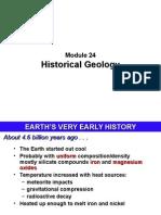 Module 24 - Historical Geology