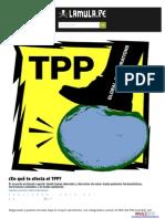 En Qué Te Afecta El TPP