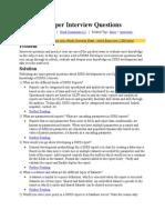 SSRS Developer Interview Questions-IMP