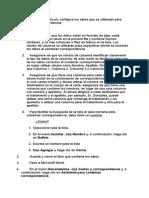 Correspondencia Excel Con Word Diplomas