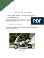 Descripcion e Identificacion Cabina Para Moto