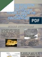 Tipos y Usos Rocas Sedimentarias