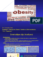 Obezitatea - Curs Diabet Studenti