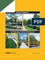 Greening_p-lot_guidelines - Manual Para Estacionamientos