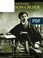Jenichiro Oyabe a Japanese Robinson Crusoe Intersections Asian and Pacific American Transcultural Studies 2009