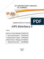ATPS Eletrônica II