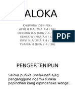 SALOKA