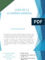Análisis de La Economía Mundial